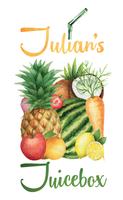 Julian's Juicebox LLC Logo